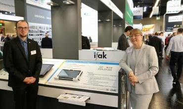 ifak is represented at SPS/IPC/Drives